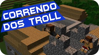 getlinkyoutube.com-Minecraft: Hide N Seek - Correndo dos Troll