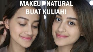 getlinkyoutube.com-Get Ready With Me: Makeup untuk Kuliah / Ngampus / No Makeup Makeup with Benefit | Nadya Aqilla