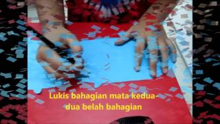 getlinkyoutube.com-Cara Membuat Topeng Muka Kertas
