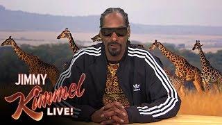 getlinkyoutube.com-Plizzanet Earth with Snoop Dogg - Baboons