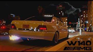 getlinkyoutube.com-GTA 5 Real car MOD MERCEDES AMG [W140]
