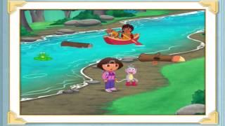 getlinkyoutube.com-Dora the Explorer: Dora vesves Diego Vacation Adventure vesves Dora Puzzle Game