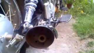 getlinkyoutube.com-Yamaha yba 125 enticer escape mas sonoro