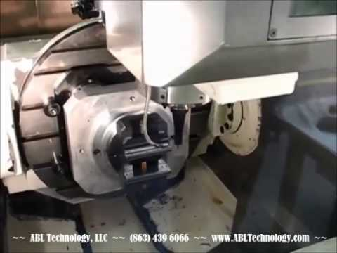 Kitamura MyTrunnion w/ Fanuc 16i-MB | 5 Axis CNC Vertical Machining Center | ID#103264