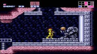 Super Metroid Walkthrough - Part 3: Charge Beam, Super Missiles & Spazer Beam