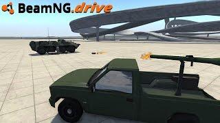 BeamNG.drive - RPG TRUCK