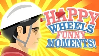 Father and son relationship| Happy wheels ③