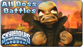 getlinkyoutube.com-Skylanders Spyro's Adventure All Bosses