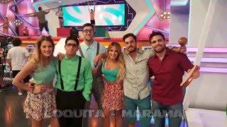 getlinkyoutube.com-Bailes del Equipo Verde - 6G Combate