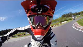 getlinkyoutube.com-Supermoto Training Spa Francorchamps