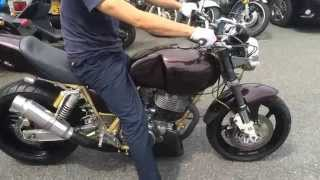 getlinkyoutube.com-SR400 フルカスタム 足回り強化 500cc ボアアップ エンジン サウンド 始動動画