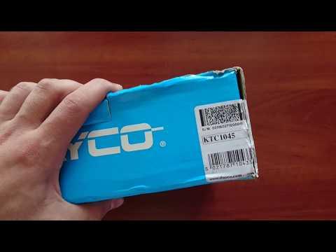 KTC1045 Dayco Комплект цепи ГРМ