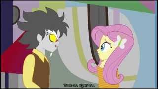 getlinkyoutube.com-[Rus Sub] Bride of Discord - Equestria Girls - fragment episode 9 (The Relapse)