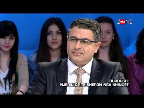 Zone e lire - Burdushi, njeriu qe te sheron nga xhindet! (25 prill 2014)