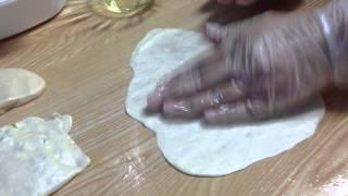 getlinkyoutube.com-طريقة عمل البورك والعجينه تصبح ايضا للسمبوسه مطبخ رنا