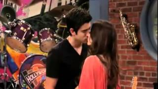My first kiss (Victorious kisses) ♥