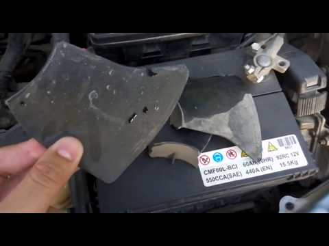 Как проверить вентилятор охлаждения - Lacetti