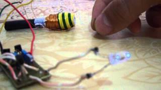 getlinkyoutube.com-Metal detector Home-Made(litle)