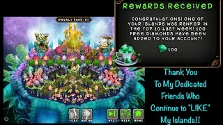 getlinkyoutube.com-Collecting My #1 Ranked Island Reward :) Diane Delsig 64094bi
