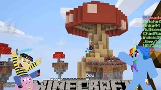 getlinkyoutube.com-SKYWARS Mini Game Play with Hannah Carr - Minecraft