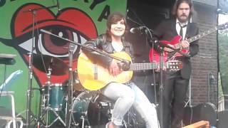 getlinkyoutube.com-Baran Aria performance with guitar in norway