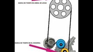 getlinkyoutube.com-DESCARGAR MANUALES DE MECANICA  COMO PONER A TIEMPO UN CHEVY