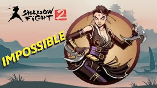 getlinkyoutube.com-shadow fight 2 - Level Impossible