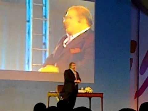 مهرجان 2011 ارامكو الثقافيبراستنوره محاضرة المستشار الدكتور وليد     الجبيلي
