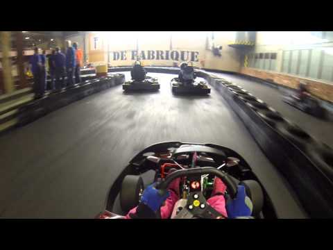 ISP Kartcompetitie 2014 - Priyantha - Team Equinix