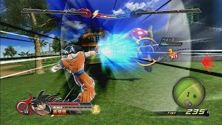 getlinkyoutube.com-J-Stars Victory VS - Goku VS Vegeta -