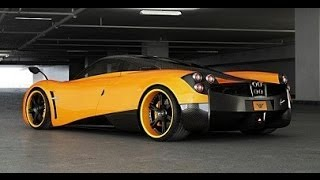 GranTurismo 6 : 310+ MPH [0-300 in 17 seconds] Huayra Setup