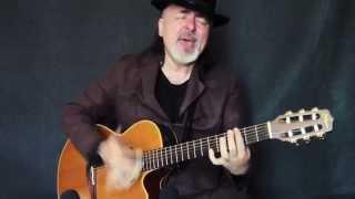 getlinkyoutube.com-Uptown Funk - Igor Presnyakov - fingerstyle guitar