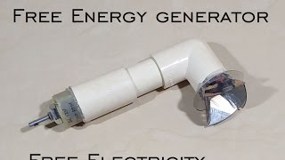 getlinkyoutube.com-Free Energy Generator - Free Electricity - Free Electricity for Life - DIY