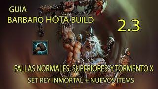 getlinkyoutube.com-Diablo 3 - Guia Barbaro HOTA Build [2.3]