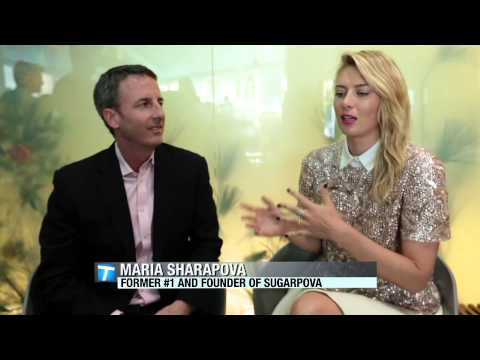 Tennis Channel Sugarpova/Pinkberry Court Report