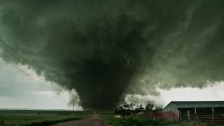 getlinkyoutube.com-CLOSE VIOLENT TORNADO SOUND !!! Coleridge, NE 6-17-14