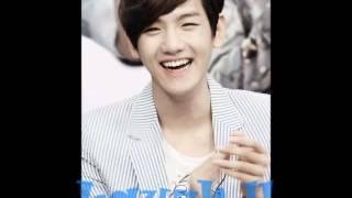 Baekhyun Laugh