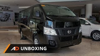 Nissan NV350 Urvan Escapade Super Elite - AutoDeal Unboxing
