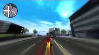 getlinkyoutube.com-The Flash Video Game: Central City Tour