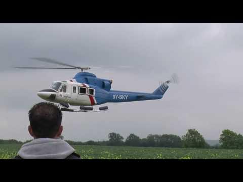 heliclassics Bell 412