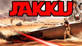 getlinkyoutube.com-JAKKU WALKER ASSAULT!! Star Wars Battlefront - Battle Of Jakku Gameplay (Battlefront DLC Gameplay)