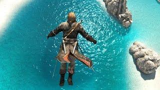getlinkyoutube.com-Assassin's Creed 4 Black Flag Templar Outfit & Island Exploration