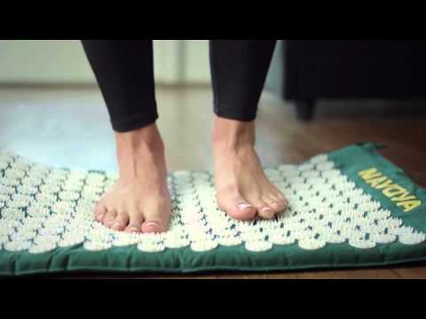 Nayoya Acupressure Set for Back Pain and Sciatica Relief Video