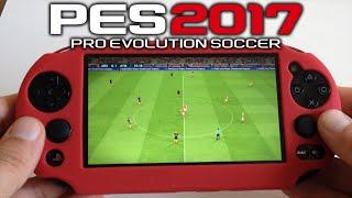 getlinkyoutube.com-PES 2017 PS Vita Remote Play