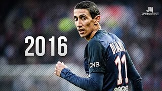 getlinkyoutube.com-Angel Di Maria ● Amazing Skills & Goals ● 2015 2016
