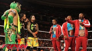 getlinkyoutube.com-The New Day extends an olive branch: Raw, December 14, 2015