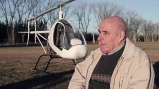 getlinkyoutube.com-Héroes de Hoy / Cap. 2: Augusto Cicaré, el sueño del vuelo vertical