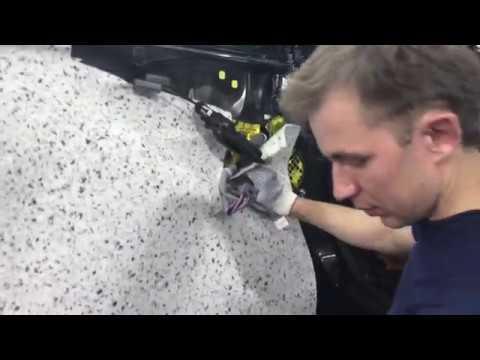 Honda CR-V (Хонда ЦР-В) шумоизоляция
