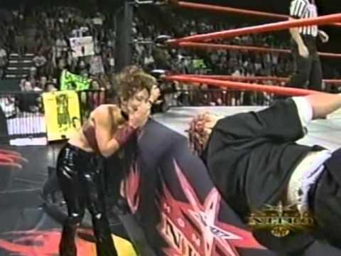 ICP vs. Rey Mysterio Jr. & Juventud Guerrera WCW