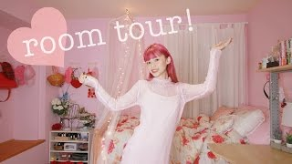 Bedroom & Filming Room Tour! YAY